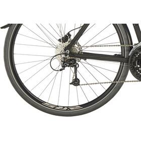 Serious Sonoran S Hybridcykel sort